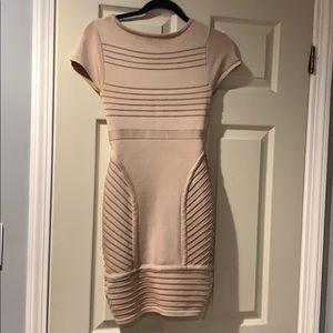 bebe Dresses - Bebe short sleeve bodycon dress